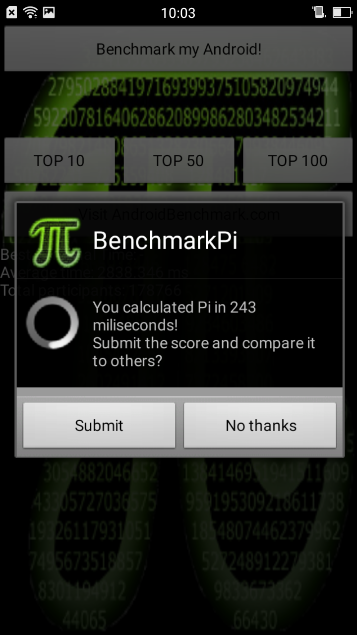 Foto de Oppo F1, benchmarks (3/17)