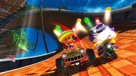 'Sonic & SEGA All-Stars Racing' es la oferta del día en Steam. Por menos de 4 euros nos llevaremos un buen juego de karts