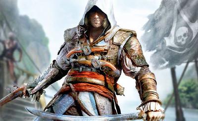 'Assassin's Creed IV: Black Flag' llena su pantalla con el humo más realista