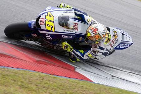 Entrenamientos MotoGP en Sepang, los pilotos se ponen las pilas