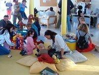 Las ludotecas brindan sus servicios a los niños