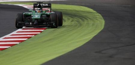 Sin venta, Caterham no hubiera estado en el Gran Premio de Gran Bretaña