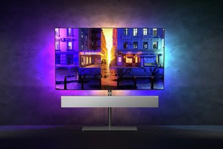 Philips OLED+ 986 y OLED+ 936: los nuevos televisores insignia estrenan paneles OLED con más brillo y sonido propietario de Bowers & Wilkins