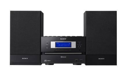 Equipos de audio con bluetooth de Sony