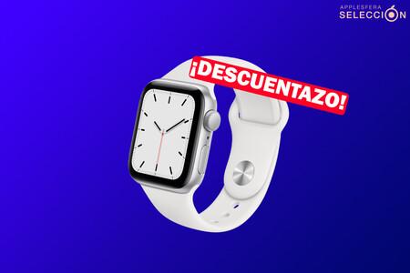 Regresa el chollo del Apple Watch SE por 249 euros en Amazon: el smartwatch más económico de Apple a su precio mínimo histórico