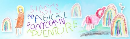 'Sissy's Magical Ponycorn Adventure', el primer videojuego de una niña de cinco años