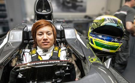 Sauber anuncia a sus pilotos para las pruebas de Silverstone, con Kimiya Sato como novedad