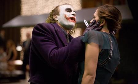 El Caballero Oscuro no puede con El Joker