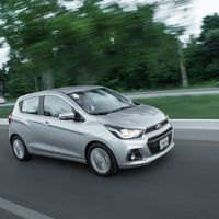 El Chevrolet Spark suma transmisión CVT a su oferta en México