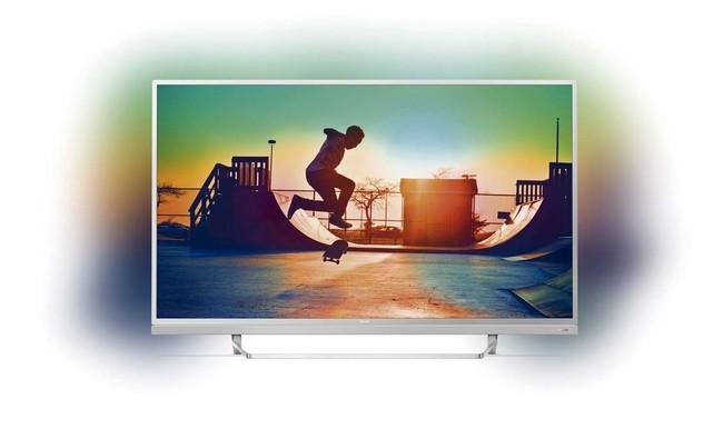 televisor 4k hdr philips