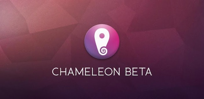 chameleon launcher beta