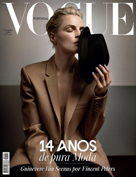 Vogue Portugal: Guinevere van Seenus