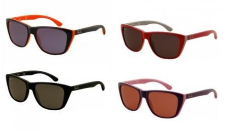 lentes de sol ray ban para niños