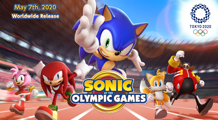 Sonic in the Olympic Games: Tokyo 2020