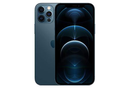 Apple Iphone Pro Max Blue