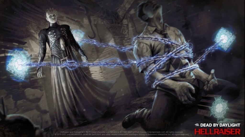 Pinhead, el temible villano de Hellraiser, llegará a Dead by Daylight  dispuesto a machacar a los supervivientes con sus cadenas