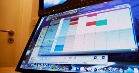 Utiliza tu calendario como gestor de tareas y como medidor de productividad
