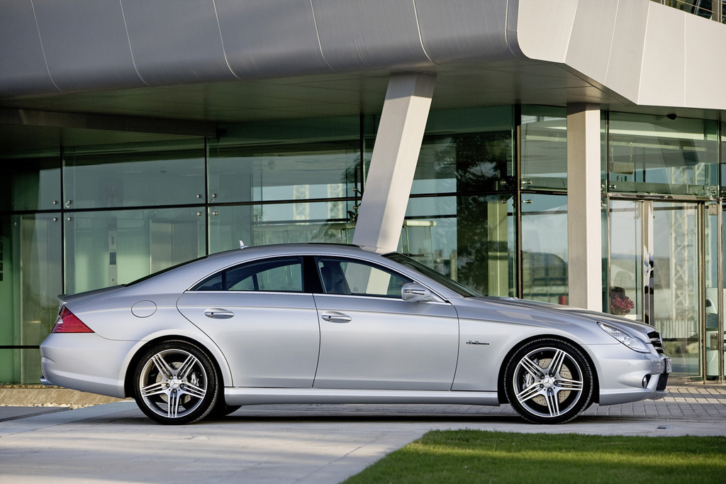 Foto de Mercedes-Benz Clase CLS 2008 (10/14)