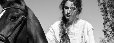 La nueva colección otoño 2019 de H&M viene con un toque romántico y western