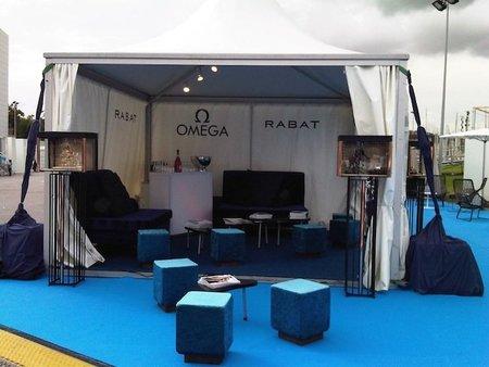 La joyería Rabat estuvo presente en el Salón Náutico de Barcelona