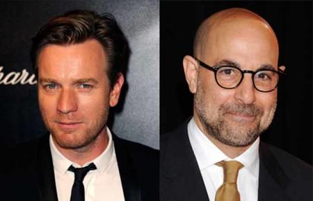 'La Bella y la Bestia', Ewan McGregor y Stanley Tucci completan el reparto