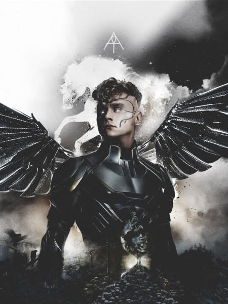 X Men Apocalipsis Posters Jinetes 4