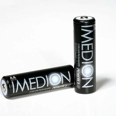 Maha Imedion, pilas recargables sin efecto descarga