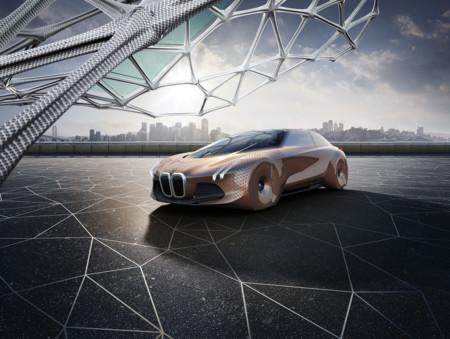 BMW Vision Next 100, así serán los futuros BMW de los próximos 100 años