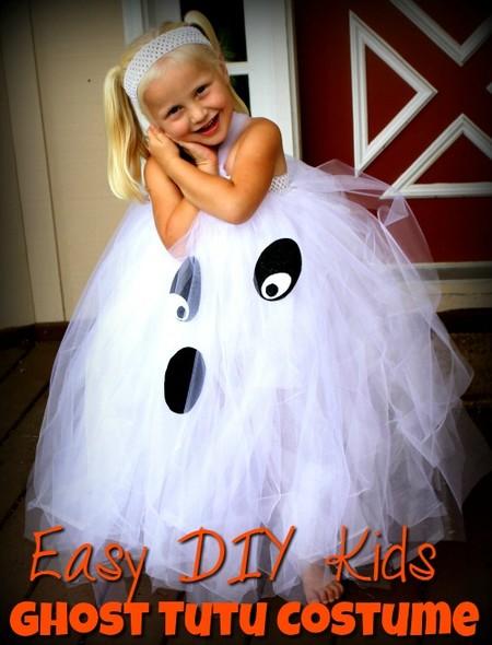 Disfraz Halloween Facil Barato Fantasma 2