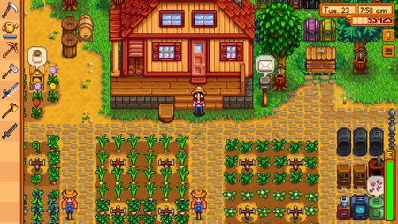 Stardew Valley Iphone