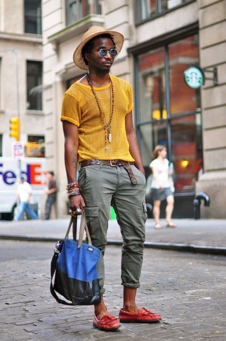 Cargo Pants Trend Spring Summer 201909