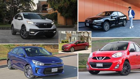 La evaluación de seguridad de los 13 autos más vendidos de México
