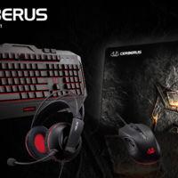 ASUS Cerberus es una nueva familia de periféricos gamer de bajo costo