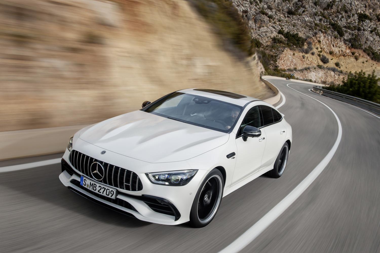 Foto de Mercedes-AMG GT (4 puertas) (9/40)