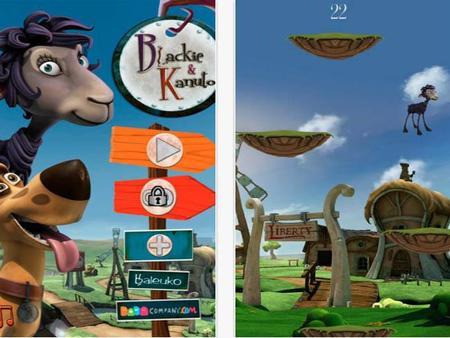 Juegos gratis de Blackie & Kanuto para móviles y tabletas