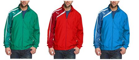 Desde sólo 18,22 euros podemos hacernos con una de estas  chaquetas  Puma en Amazon