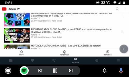 Cómo instalar Fermata Auto en Android Auto para ver vídeos de YouTube y del móvil