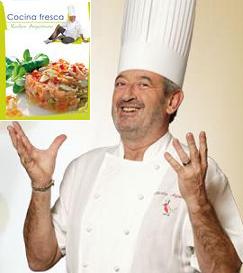 Cocina fresca de Karlos Arguiñano