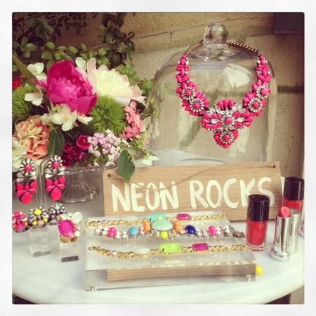 Neon Rocks