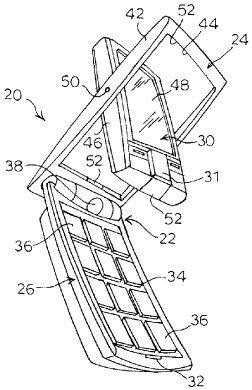Nuevo tipo de móvil patentado por Sony Ericsson