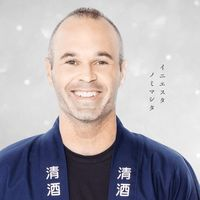Iniesta se ha convertido en el meme favorito de Japón. Es incomprensible y maravilloso a la vez