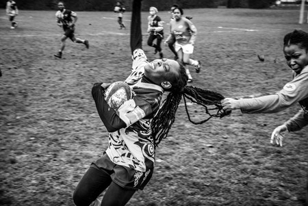 The Rugbywomen Tackling Stereotypes 6