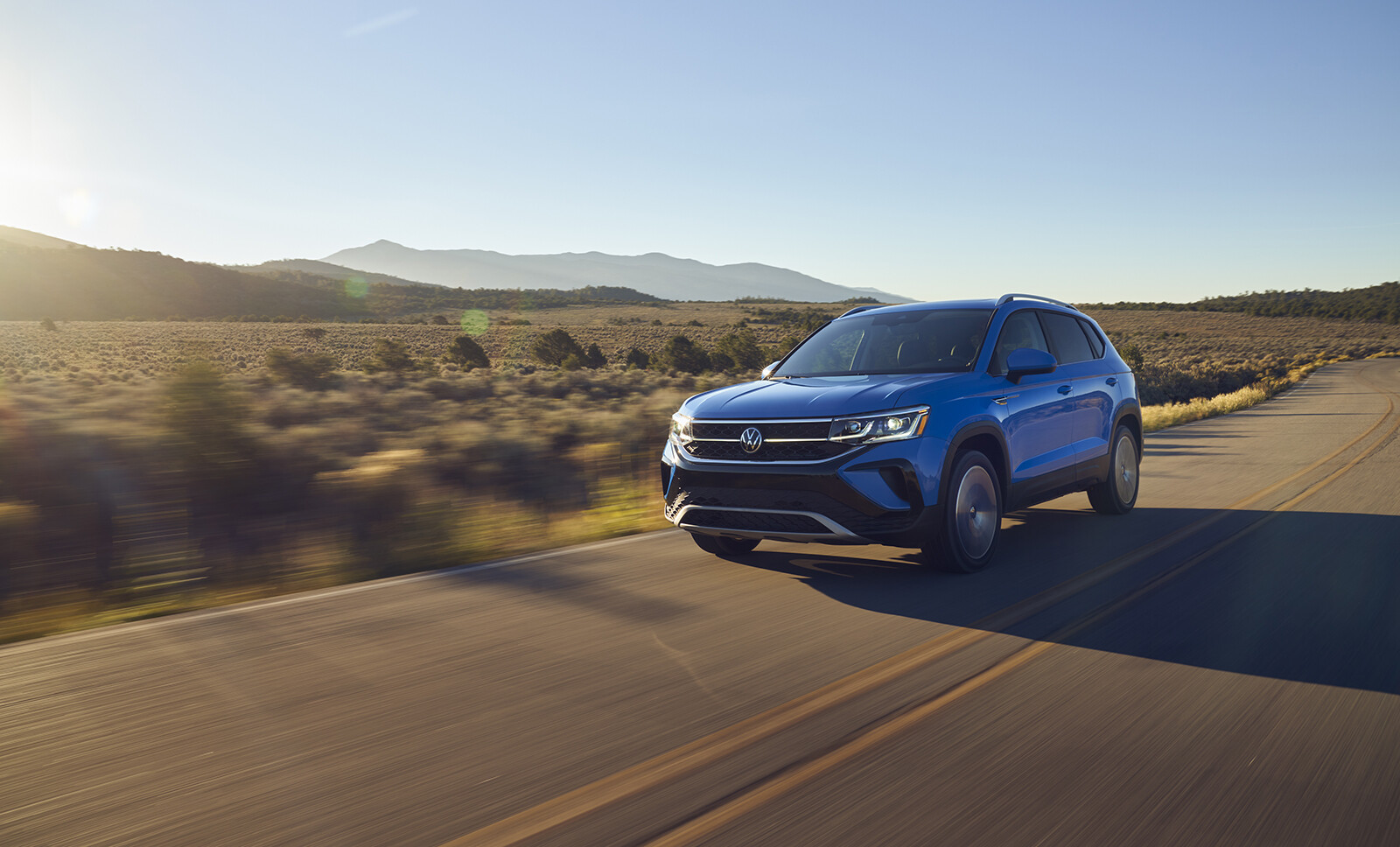 Foto de Volkswagen Taos (24/30)