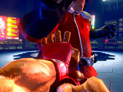 Ultra Street Fighter II para Nintendo Switch muestra su modo de primera persona en vídeo