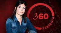 '3 Sesenta', el show de Samanta Villar