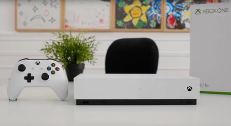 ¿Xbox One S All Digital Edition? Puede la primera consola sin soporte para juegos físicos estár a la vuelta de la esquina