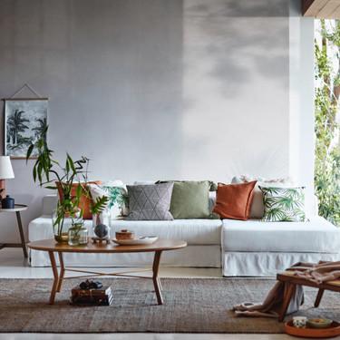 H&M Home anuncia que para esta primavera se lleva la sencillez más natural
