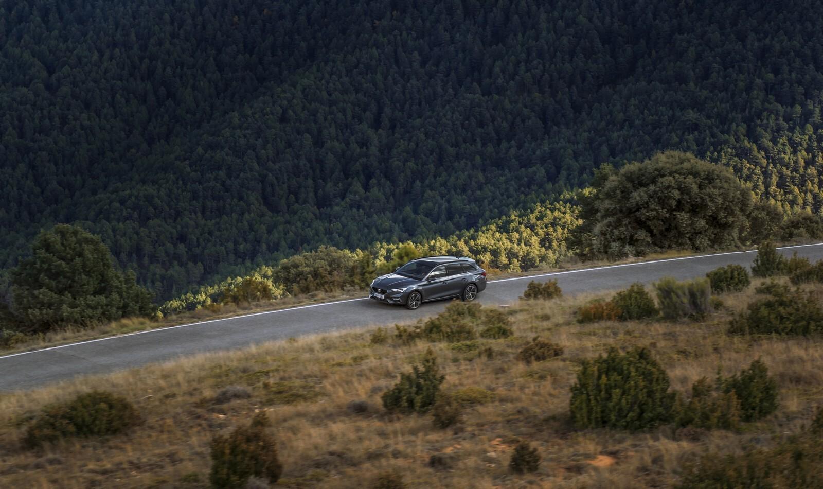 Foto de SEAT León e-HYBRID 2021 (40/81)