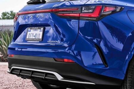 Lexus Nx 2022 9