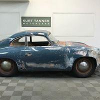 Este viejo Porsche oxidado cuesta lo que un 911 Turbo 2018